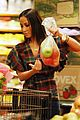 adrienne bailon grocery shopping 15