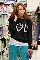 miley cyrus rite aid shopping 07