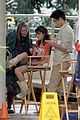 selena gomez david henrie wizards set 03