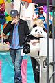robert pattinson emilie de ravin panda bear 12