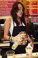 miley cyrus makes milkshake 17