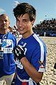 taylor lautner face sand football 30