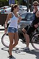 miley cyrus liam hemsworth biking 21