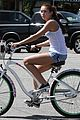 miley cyrus liam hemsworth biking 25