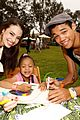 chloe bridges roshon fegan color 12