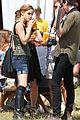 emma watson glastonbury festival 07