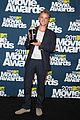 tom felton mtv best villian 04