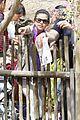 selena gomez zoo monkey 10