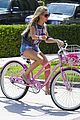 ashley tisdale bike ride 11