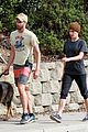 nikki reed paul dog walking 01