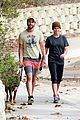 nikki reed paul dog walking 05