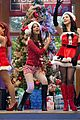 victoria justice holidays hollywood arts 01