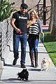 tiffany thornton chris walk dogs 08