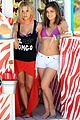 lucy hale ashley benson bongo beach 29