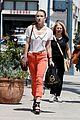 nathalia ramos orange pants 07