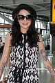 cher lloyd craig heathrow airport 03