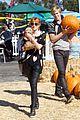 bella thorne hello kitty pumpkin patch 03