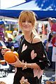 bella thorne hello kitty pumpkin patch 13