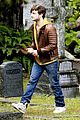 daniel radcliffe horns cemetary 04