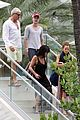 tom felton jade olivia lunch in miami 10