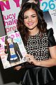 lucy hale nylon cover dinner 15