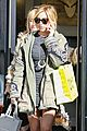 ashley tisdale christmas shopping chanel 11