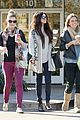 selena gomez smiling at starbucks 12