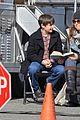 jared gilmore on set tutoring session 09