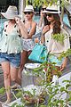 nina dobrev miami vacat julianne hough 03