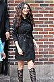 selena gomez letterman lovely 06