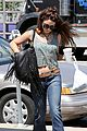 vanessa hudgens lotus vegan lunch 04