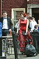 lily collins sam claflin film love rosie prom scenes 09