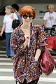 carly rae jepsen airport arrival 08