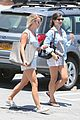 julianne hough nail salon lace shorts 11
