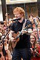ed sheeran today show pics video 09