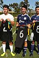 jonas brothers charity soccer game 26