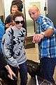 lily collins jamie campbell bower arrive in berlin 34