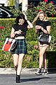 kendall kylie jenner separate lunch outings 08