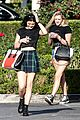 kendall kylie jenner separate lunch outings 15