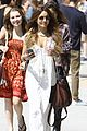 vanessa hudgens white dress sunday 08