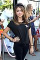 sarah hyland project pink charity lunch 21