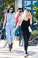 kendall jenner kylie jenner separate outings friends 04