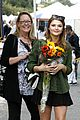 stefanie scott farmers market flower girl 05
