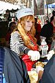 bella thorne tristan klier la mission thanksgiving 07