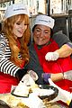 bella thorne tristan klier la mission thanksgiving 11