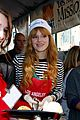 bella thorne tristan klier la mission thanksgiving 15