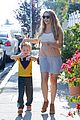 teresa palmer baby bump beautiful isaac webber 09