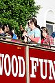 chord overstreet darren criss glee films on tour bus 47