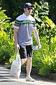 joe jonas blanda eggenschwiler romantic beach stroll hawaii 26