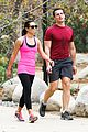 lea michele workout jonathan groff 18